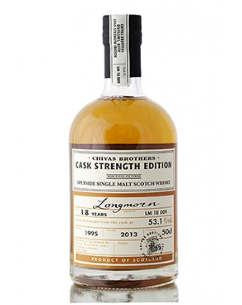Longmorn 18 Year Old Cask Strength Edition
