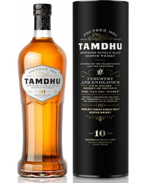 Tamdhu 10 Year Old Single Malt Whisky