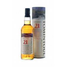 Tomintoul 21 Year Old Single Malt Whisky