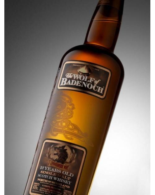 The Wolf of Badenoch Single Malt Whisky