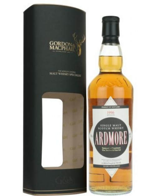 Ardmore 1996 (Gordon & MacPhail) Single Malt