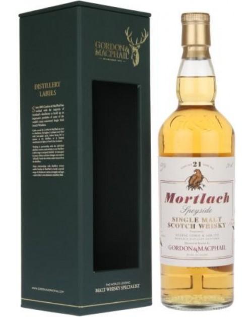 Mortlach 21 Year Old (Gordon & MacPhail) Malt