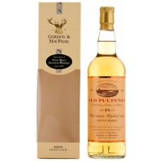 Old Pulteney (Gordon & MacPhail) 15 Year Old Malt
