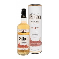 BenRiach 12 Year Old Single Malt Whisky