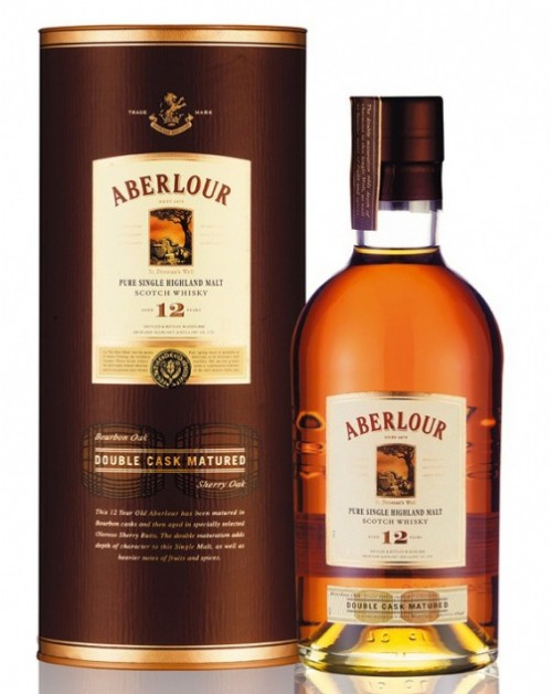Aberlour 12 Year Old Single Malt Whisky