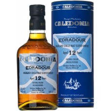 Edradour Caledonia 12 Year Old Single Malt Whisky