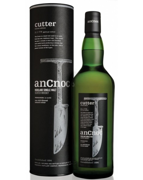 anCnoc Cutter Single Malt Whisky