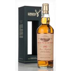 Old Pulteney 1982 Single Malt Whisky