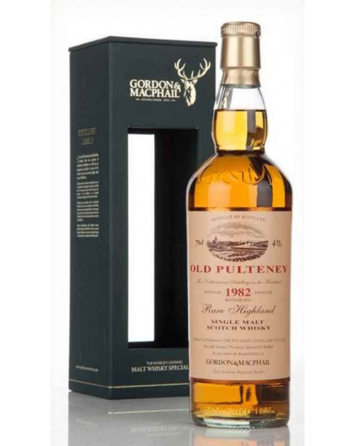 Old Pulteney 1982 Single Malt Whisky