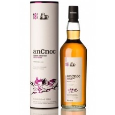 anCnoc 18 Year Old Single Malt Whisky