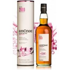 anCnoc Vintage 2000 Single Malt Whisky