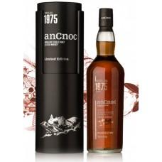 anCnoc 1975 Vintage Single Malt Whisky