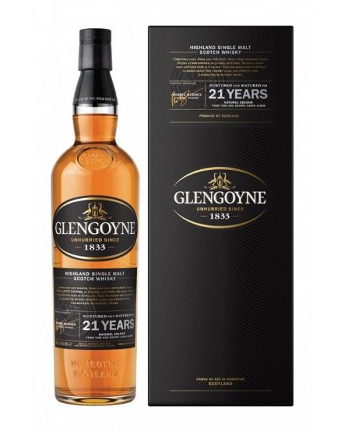 Glengoyne 21 Year Old Single Malt Whisky