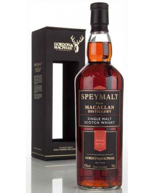Macallan Speymalt 1973 Single Malt Whisky