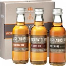 Auchentoshan Miniature Whisky Gift Pack