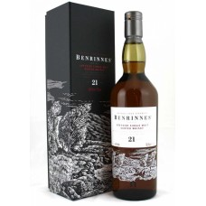 Benrinnes 21 Year Old Single Malt Whisky