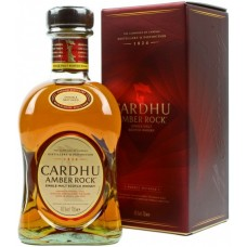 Cardhu Amber Rock Single Malt Whisky
