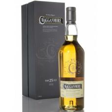 Cragganmore 25 Year Old Single Malt Whisky