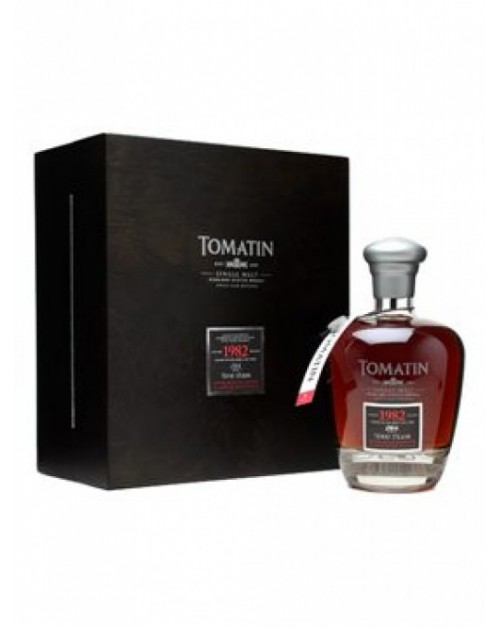 Tomatin 1982 28 Year Old Single Malt Whisky