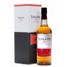 Tomatin 21 Year Old Limited Edition Single Malt Whisky