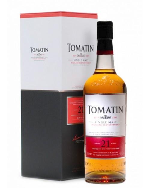 Tomatin 21 Year Old Limited Edition Single Malt