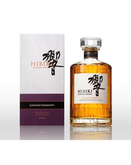 Hibiki Japanese Harmony Blended Whisky