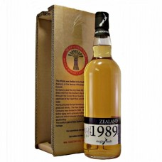 New Zealand 1989 Single Cask Malt Whisky