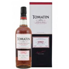 Tomatin Single Oloroso Cask 31497 1992