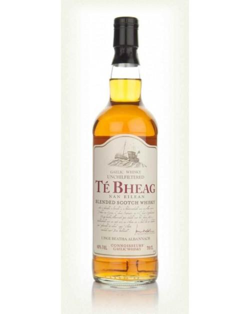 Te Bheag Nan Eiliean Gaelic Whisky