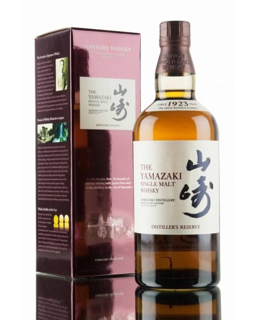 Yamazaki Distiller's Reserve Japanese Whisky