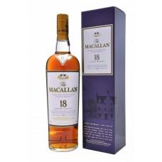 Macallan 18 Year Old. 1993 Distillation