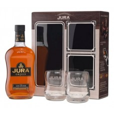 Isle of Jura 10 Year Old Glass Gift Pack