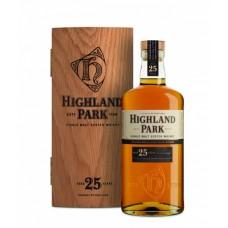 Highland Park 25 Year Old Single Malt Whisky