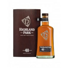 Highland Park 40 Year Old Single Malt Whisky