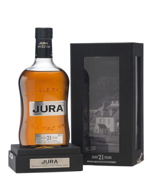 Isle Of Jura 21 Year Old Single Malt Whisky