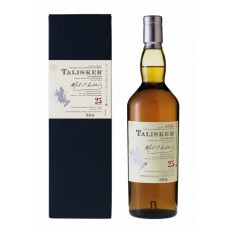 Talisker 25 Year Old Single Malt Whisky