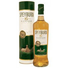 Speyburn 10 Year Old Single Malt Whisky